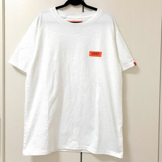 PAGEBOY - PAGEBOY UNIVERSAL OVERALLロゴプリントTシャツ