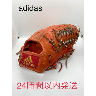 アディダス(adidas)の『美品』 アディダス 硬式内野用 BID45  高校野球対応(グローブ)