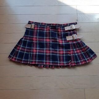 ロデオクラウンズ(RODEO CROWNS)のロデオクラウンズ ミニスカート スカート チェック ラップスカート(ミニスカート)