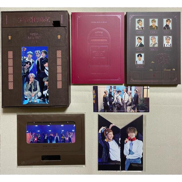 防弾少年団(BTS)(ボウダンショウネンダン)のBTS「MAGIC SHOP」日本公演 DVD エンタメ/ホビーのDVD/ブルーレイ(アイドル)の商品写真