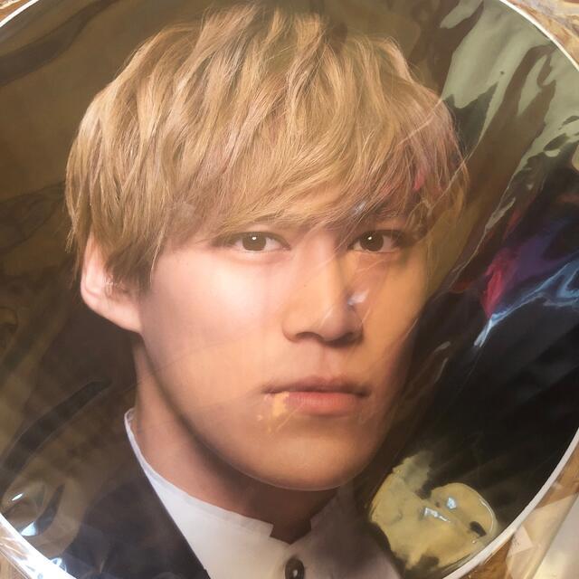 Kis-My-Ft2(キスマイフットツー)の千賀健永 団扇 エンタメ/ホビーのタレントグッズ(アイドルグッズ)の商品写真