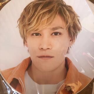Kis-My-Ft2 - 千賀健永 団扇