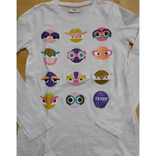 フェンディ(FENDI)のFENDI✩長袖Tシャツ 10A(Tシャツ/カットソー)
