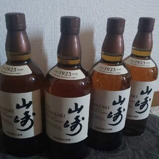 サントリー(サントリー)の山崎 4本(ウイスキー)