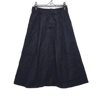 マーガレットハウエル(MARGARET HOWELL)のマーガレットハウエル サイズ2 M(ロングスカート)