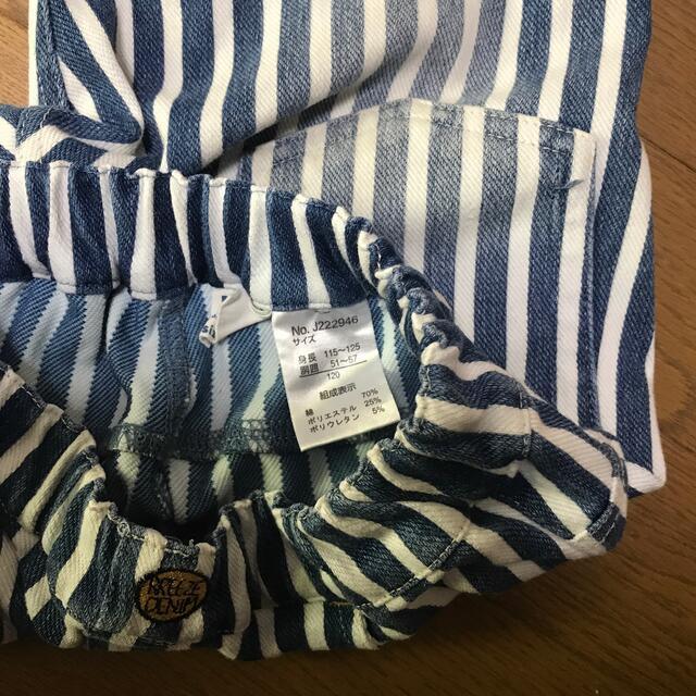 BREEZE(ブリーズ)のBREEZE ハーフパンツ 120 キッズ/ベビー/マタニティのキッズ服男の子用(90cm~)(パンツ/スパッツ)の商品写真