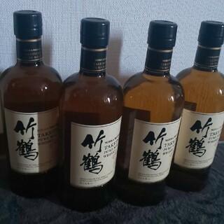 アサヒ - アサヒ竹鶴 4本