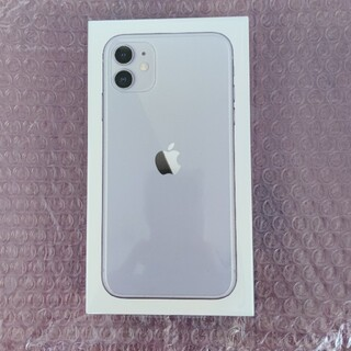 iPhone - 【新品未開封】iPhone11 128GB パープル