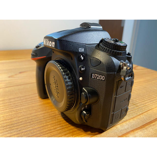 Nikon - Nikon ニコン D7200