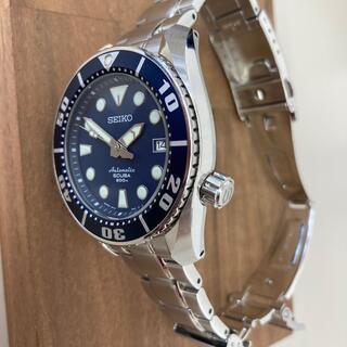 セイコー(SEIKO)の希少model★初代セイコーsumoブルーsbdc003(腕時計(アナログ))