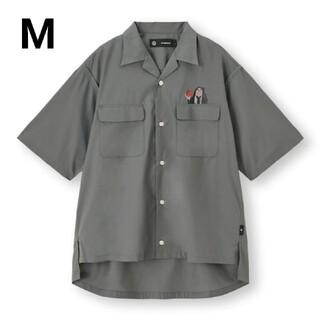 GU - GU UNDERCOVER オープンカラーシャツ