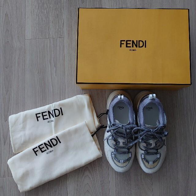 FENDI(フェンディ)のblue moon様 専用 レディースの靴/シューズ(スニーカー)の商品写真