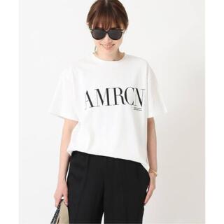 DEUXIEME CLASSE - deuxieme classe アメリカーナ AMRCN Tシャツ