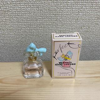マークジェイコブス(MARC JACOBS)のマークジェイコブス★パーフェクト オードバルファム 5ml(香水(女性用))