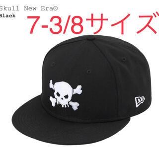 Supreme - supreme Skull New Era スカル ニューエラ 7-3/8