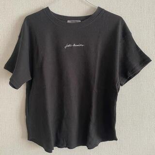 ワンアフターアナザーナイスクラップ(one after another NICE CLAUP)の刺繍ロゴサーマルTシャツ♡(Tシャツ/カットソー(半袖/袖なし))