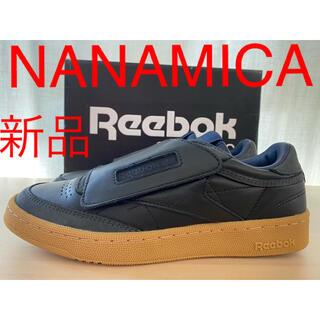 ナナミカ(nanamica)の新品 ナナミカ リーボック クラブシースタンパー エイリアンスタンパー(スニーカー)