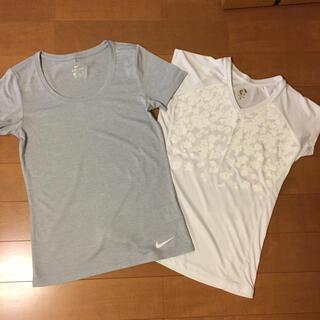 ナイキ(NIKE)のNIKEとVANAPHのトレーニングシャツ 2枚セット(ウェア)