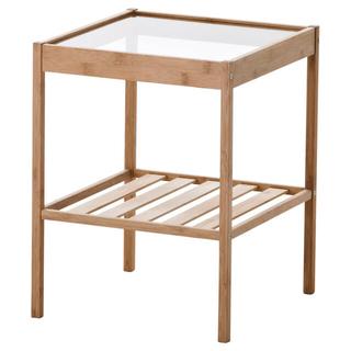 イケア(IKEA)の全国送料込み ベッドサイドテーブル NESNA ネスナ 要組立て 新品 IKEA(コーヒーテーブル/サイドテーブル)