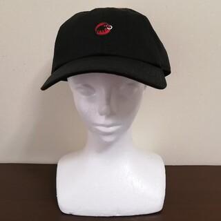 マムート(Mammut)の【新品】MAMMUT Baseball Cap L-XLサイズ 黒(登山用品)