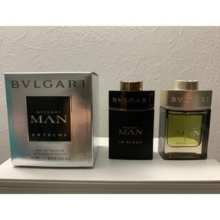 BVLGARI - ブルガリ香水セット BVLGARI MAN  3×15ml