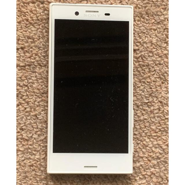 Xperia(エクスペリア)の Xperia X Compact  SO-02J【SIMロック解除済】 スマホ/家電/カメラのスマートフォン/携帯電話(スマートフォン本体)の商品写真
