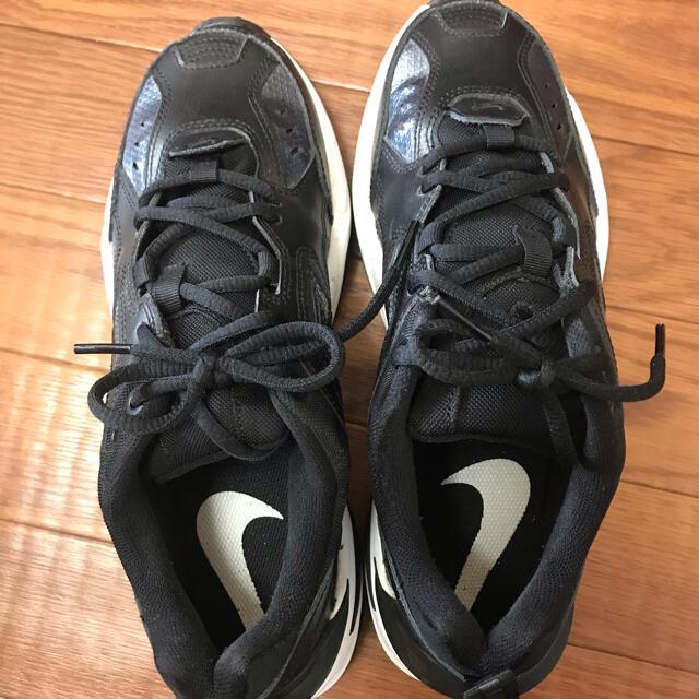 NIKE(ナイキ)の【お値下げしました】NIKE 25センチ レディース  スニーカー ブラック レディースの靴/シューズ(スニーカー)の商品写真