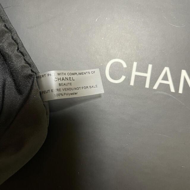 CHANEL(シャネル)の♥ シャネル ♥ポーチ♥ ノベルティポーチ 小物入れ レディースのファッション小物(ポーチ)の商品写真