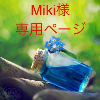 Miki様専用ページ〈かすみ草蕾ラメ付ホワイト〉(ドライフラワー)