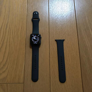 Apple Watch - アップルウォッチ  series 3 42mm Apple Watch 腕時計
