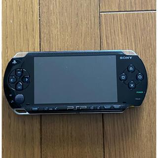 プレイステーション(PlayStation)のPSP 1000(携帯用ゲーム機本体)