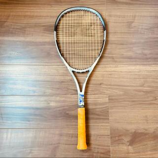 ヨネックス(YONEX)のヨネックス ソフトテニスラケット マッスルパワー600(ラケット)