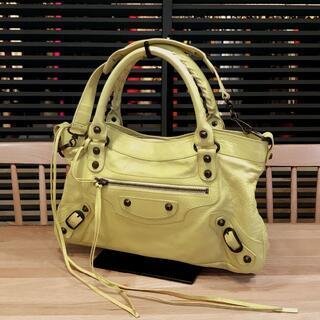 Balenciaga - 美品 バレンシアガ ザ・ファースト 2WAYハンドバッグ ショルダーバッグ