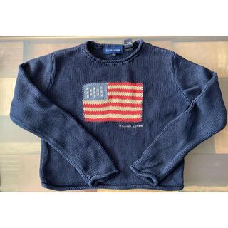 ラルフローレン(Ralph Lauren)のラルフローレン 子供服セーター(ニット)