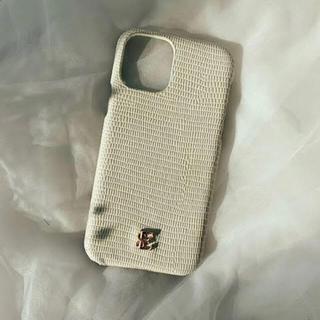 エイミーイストワール(eimy istoire)のESモチーフiPhone ケース 12/12pro(iPhoneケース)