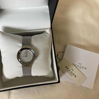 SKAGEN - 【週末限定価格】【美品】SKAGEN レディース 腕時計
