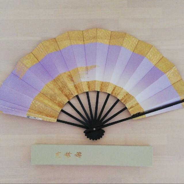 踊り用 日舞 扇日本舞踊 レディースの水着/浴衣(和装小物)の商品写真