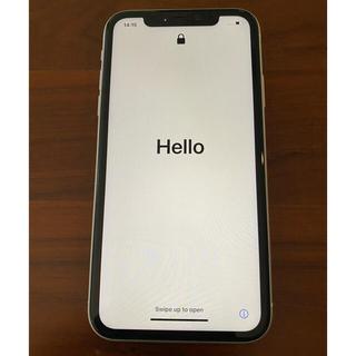 Apple - 極美品 iPhone XR SIMフリー 64GB ホワイト