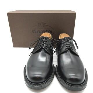 チャーチ(Church's)の新品未使用 Church's チャーチ SHANNON シャノン ブラック(ドレス/ビジネス)