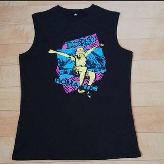 アールディーズ(aldies)のEldoreso showbit sleeveless ランシャツ(Tシャツ/カットソー(半袖/袖なし))