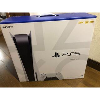 PlayStation4 - PlayStation5 プレステ5 本体 (1年メーカー保証+2年販売店保証)
