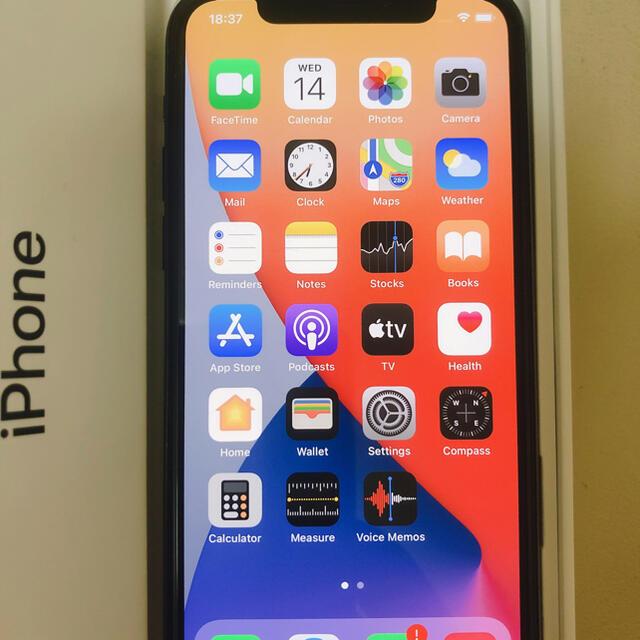 iPhone(アイフォーン)のiPhone 11 Pro 64 GB SIMフリー スマホ/家電/カメラのスマートフォン/携帯電話(スマートフォン本体)の商品写真