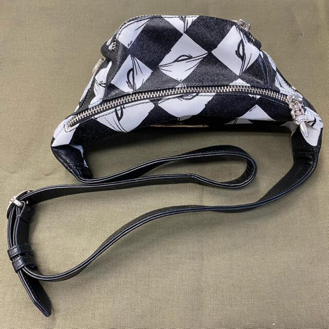 Chrome Hearts(クロムハーツ)のクロムハーツ MATTY BOY 99EYES SNAT PACK mini メンズのバッグ(ショルダーバッグ)の商品写真