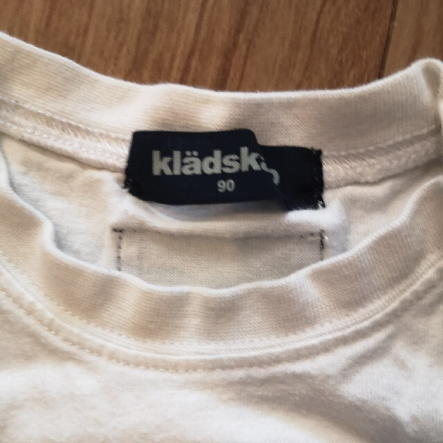 kladskap(クレードスコープ)のクレードスコープ Tシャツ 90 キッズ/ベビー/マタニティのキッズ服男の子用(90cm~)(Tシャツ/カットソー)の商品写真