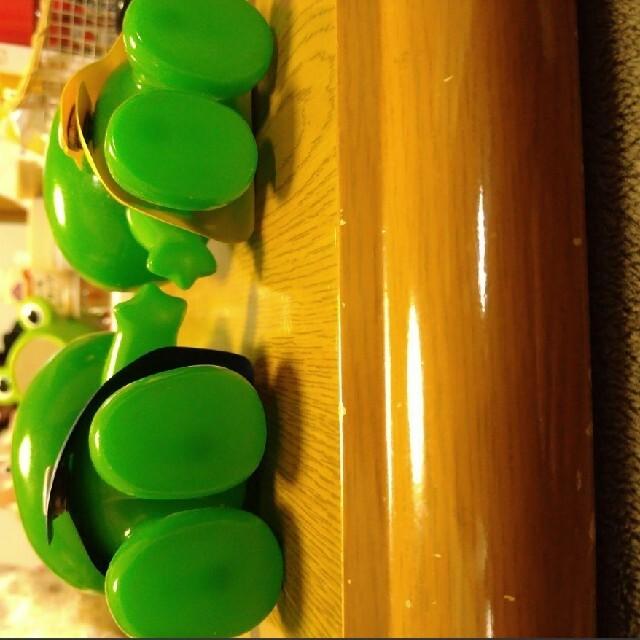 希少 コロちゃん ケロちゃん セット置物 エンタメ/ホビーのおもちゃ/ぬいぐるみ(キャラクターグッズ)の商品写真