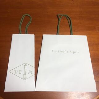ヴァンクリーフアンドアーペル(Van Cleef & Arpels)のヴァンクリーフアーベル  ショップ袋🛍(ショップ袋)