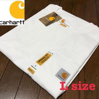 carhartt - 新品 carhartt カーハート白 ホワイト 半袖 Tシャツ