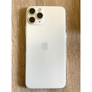 iPhone - iPhone 11pro 64GB シルバー