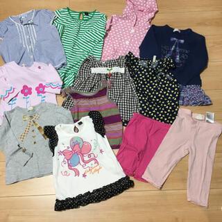 ニットプランナー(KP)の女の子服まとめ売り12点 95〜100(その他)