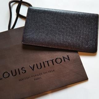 ルイヴィトン(LOUIS VUITTON)のルイヴィトン Porte5 手帳ケース札入れ(長財布)